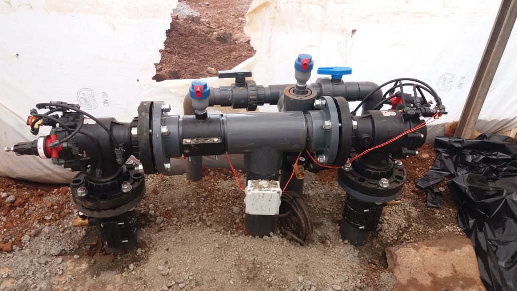 Irrigation Valve