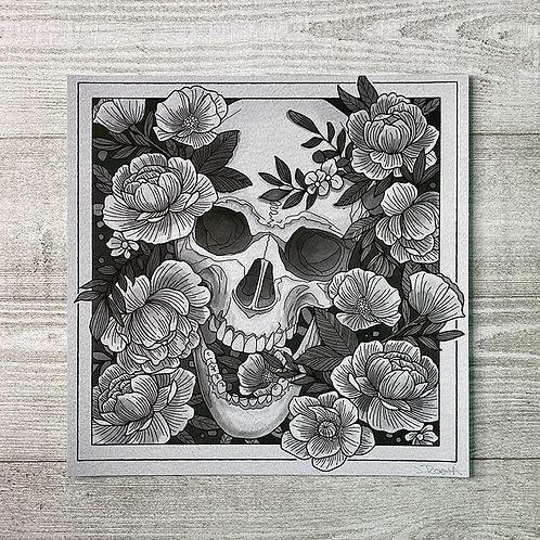 Buried - Fine Art Print