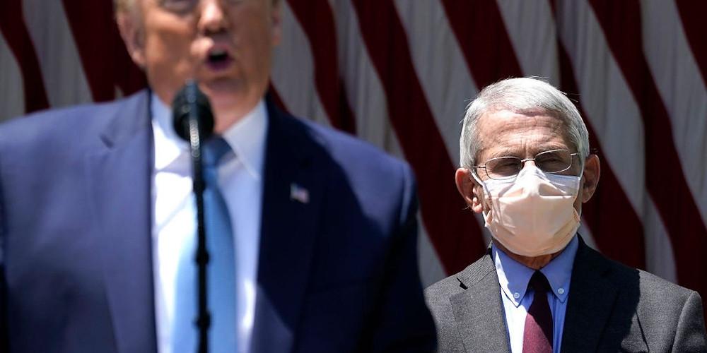 mask resistance, Fauci, mask slackers, マスク着用義務、マスク着用拒否