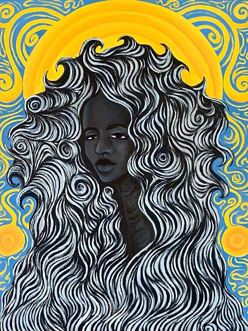 Negritude Print