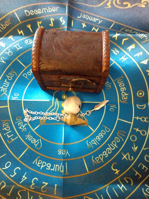 Pendulum, Moonstone Divination Box🔮
