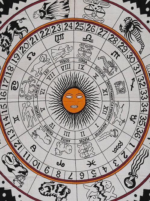 Sun Moon Celestial Tapestry