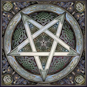 Inverted Pentagram