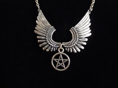 Winged Pentacle