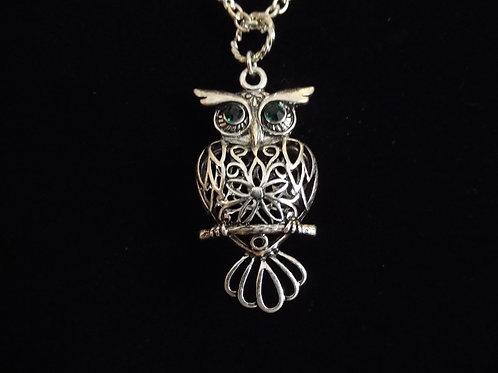Horned Owl Pendant🦉