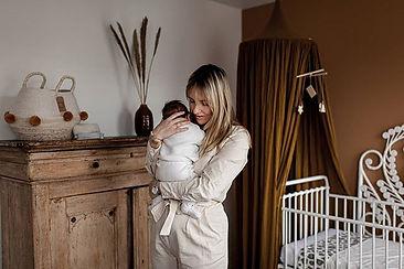 De babykamer..... slaapt je baby s' nach