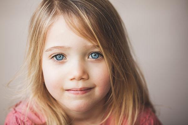 Portret sessie kind Alkmaar