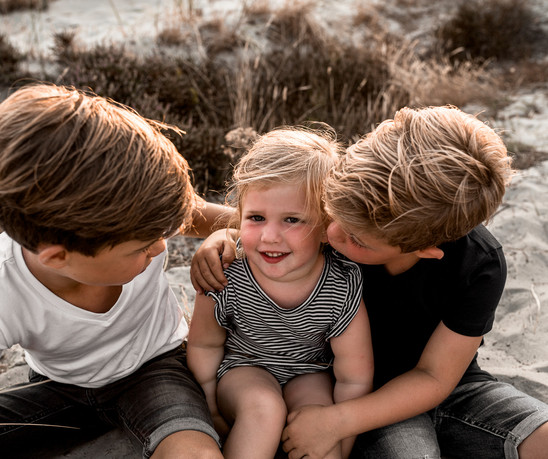 Familie fotosessie
