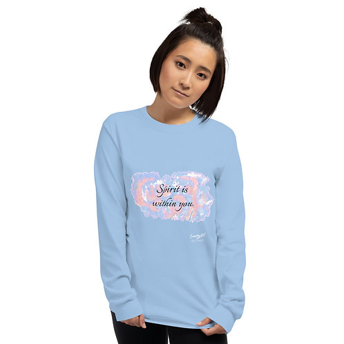 Spirit is Within Long Sleeve T-Shirt