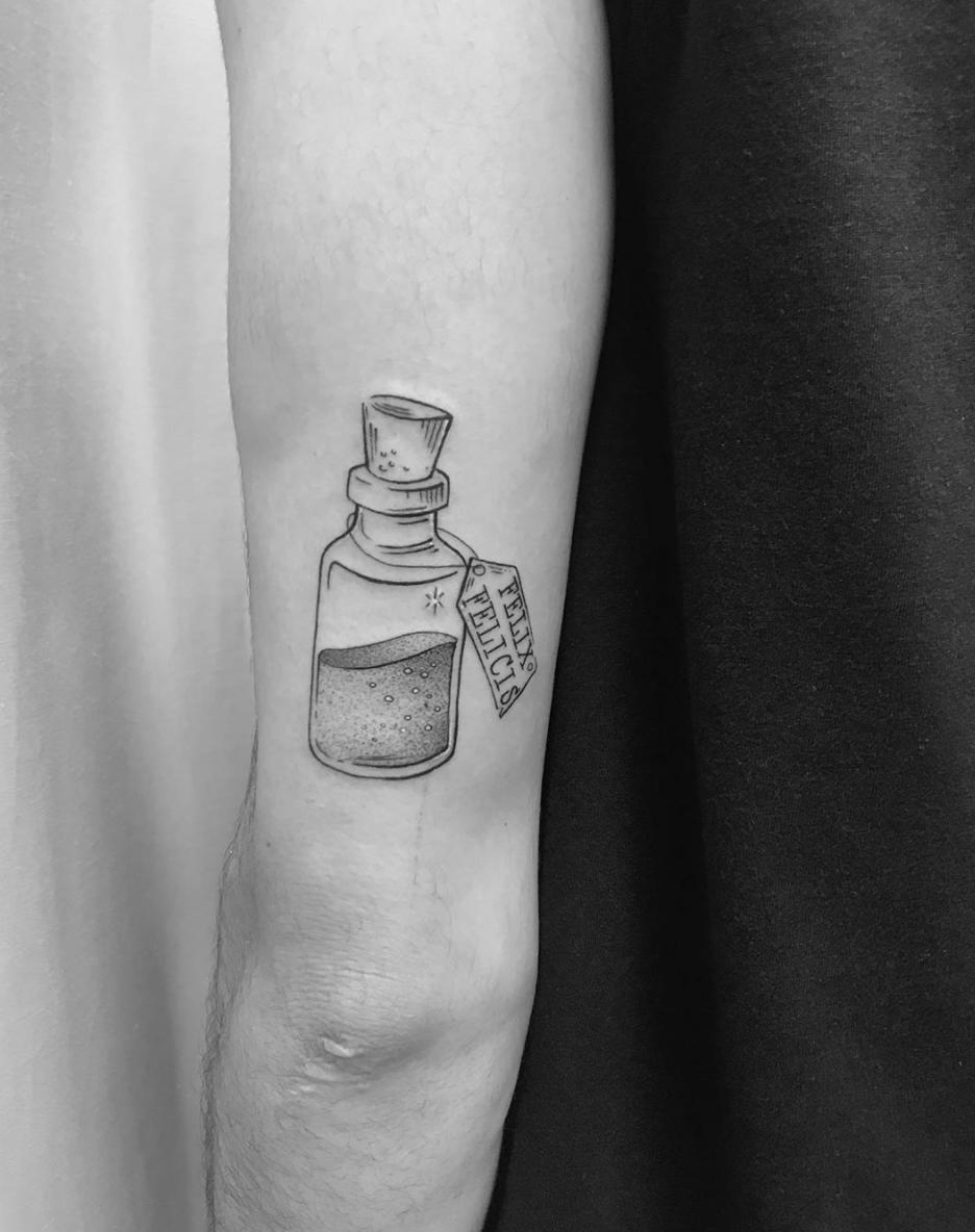 Tatuaje Pócima