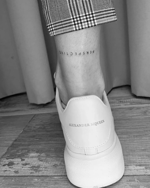 Tatuaje Palabra