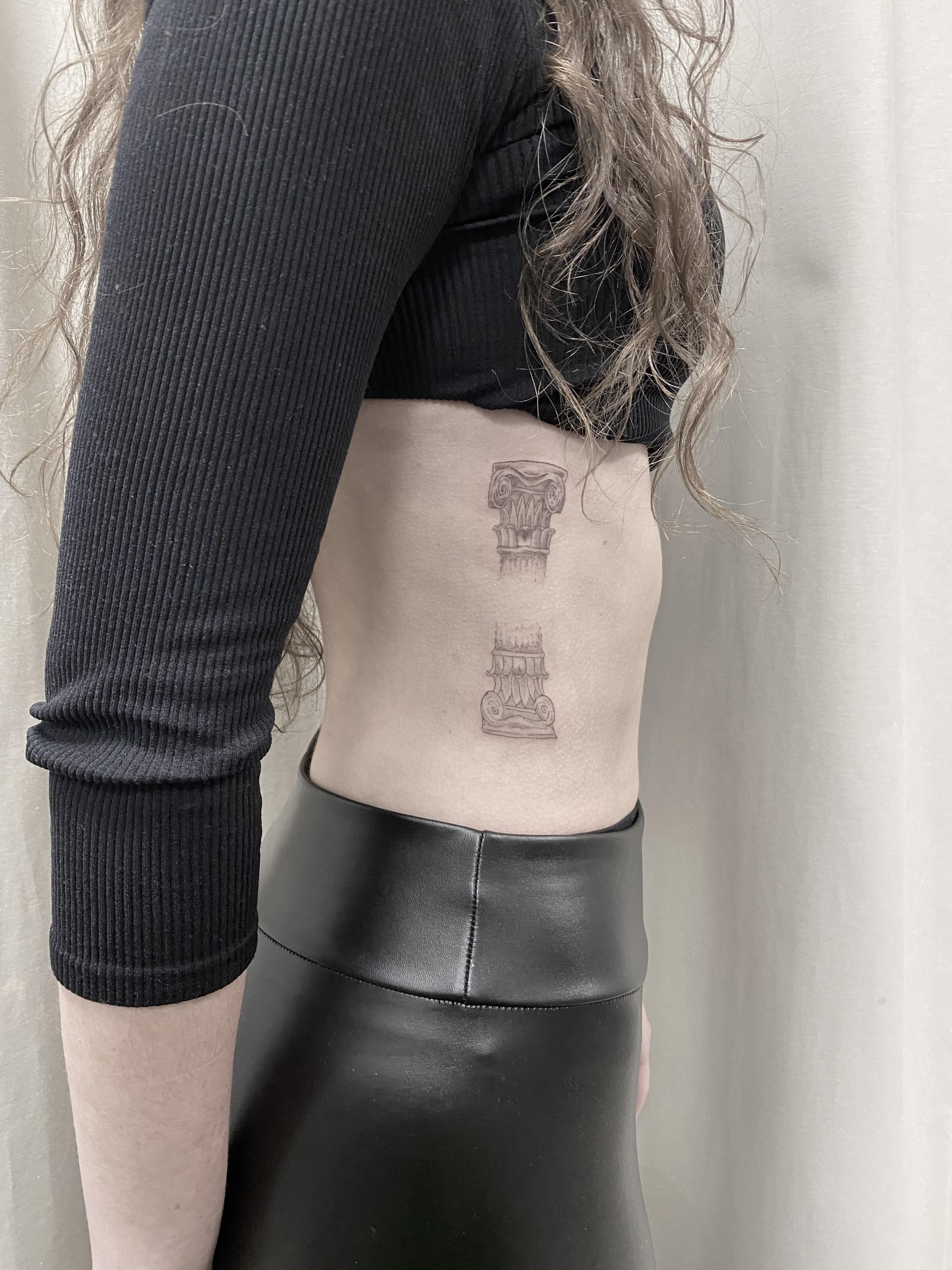 columna tattoo