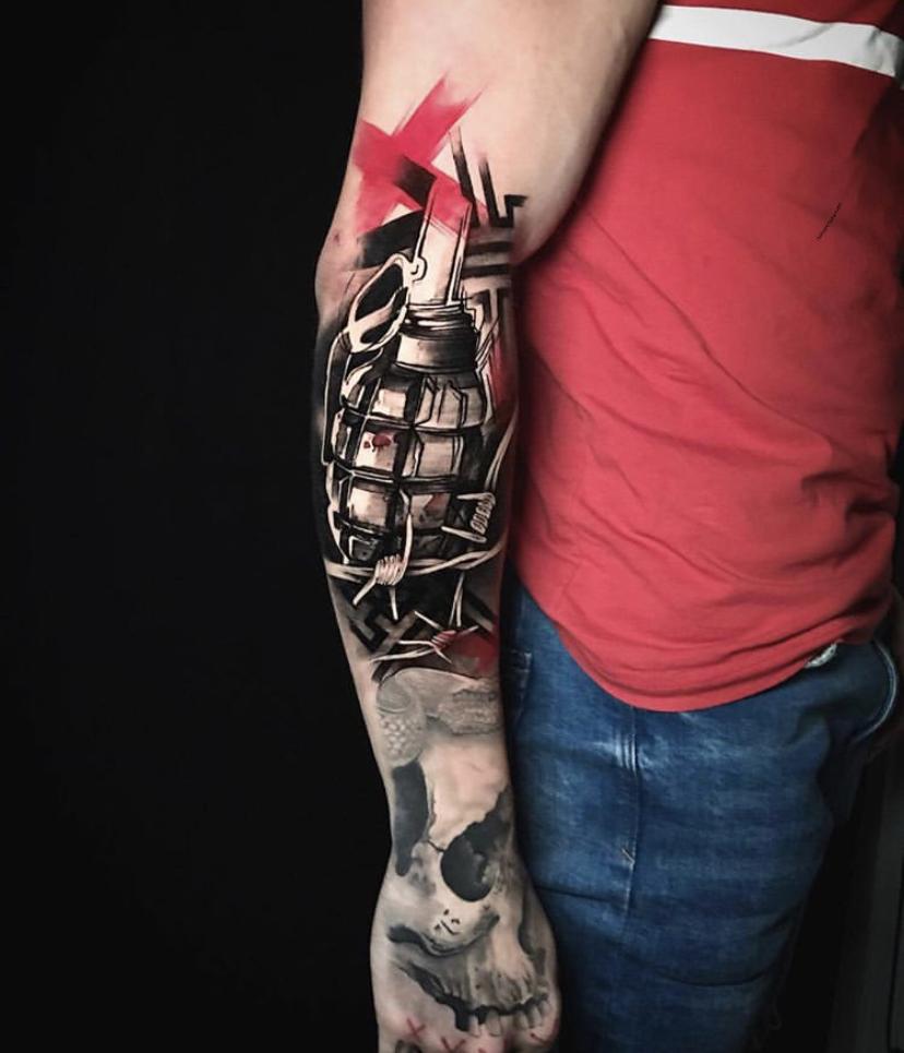 Tatuaje Granada