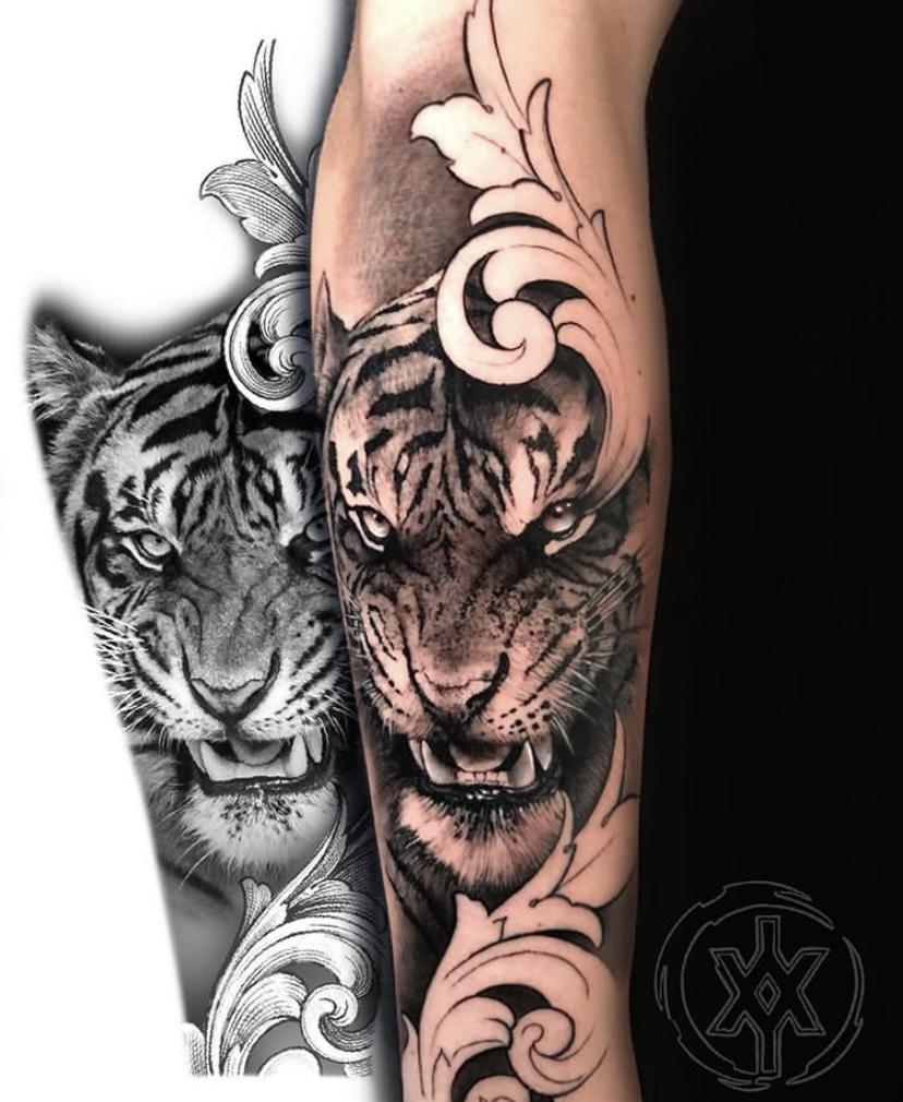 Tatuaje Tigre