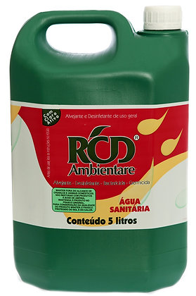 Água Sanitária 5 litros RCD Ambientare