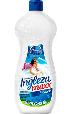 Cera Ingleza Maxx Incolor 750 ml