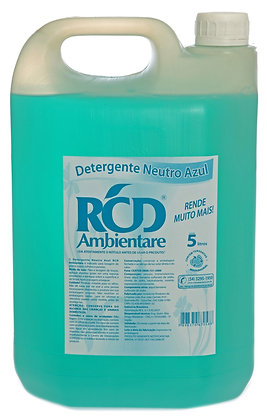 Detergente Neutro Azul 5 litros