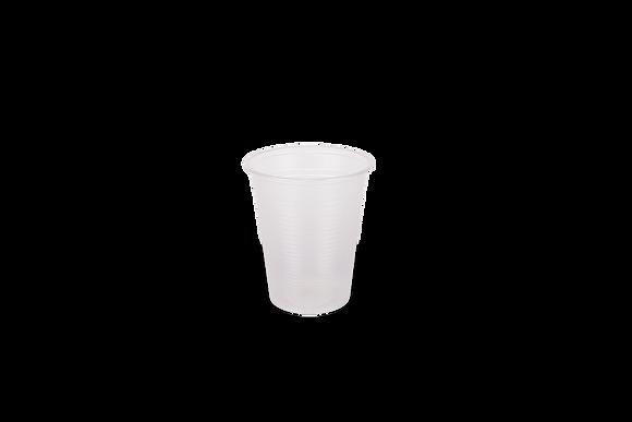 Copo Descartável Translúcido 200ml c/ 100