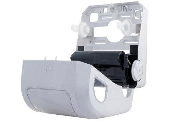 Dispenser Papel Toalha Bobina Auto Corte E-DBPC Exaccta
