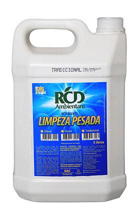 Detergente Limpeza Pesada Tradicional 5 litros