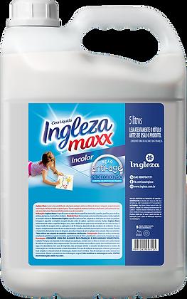 Cera Ingleza Maxx Incolor 5 litros