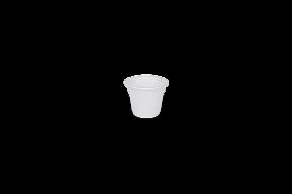 Copo Descartável Branco 50ml c/ 100