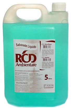 Sabonete Líquido Erva Doce 5 litros