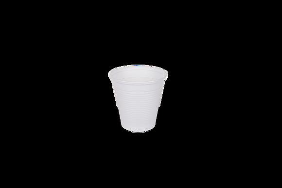 Copo Descartável Branco 150ml c/ 100