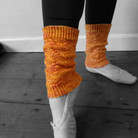 Never too late leg warmers