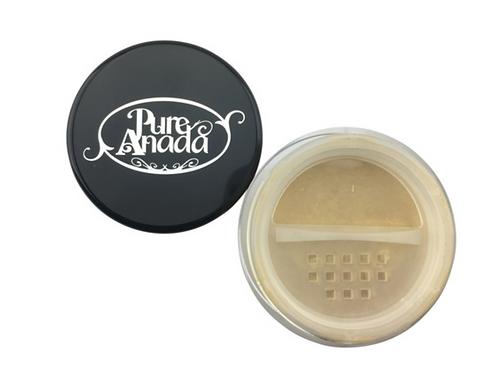 Pure Anada Loose Mineral Foundation - Amber Honey (Medium/Warm)