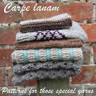 Carpe lanam kntting pattern book