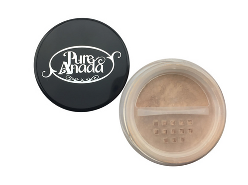 Pure Anada Loose Mineral Foundation - Beige in Banff (Medium/Cool)