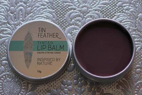 TEMPTRESS Tinted Lip Balm-Tin Feathers Cometics