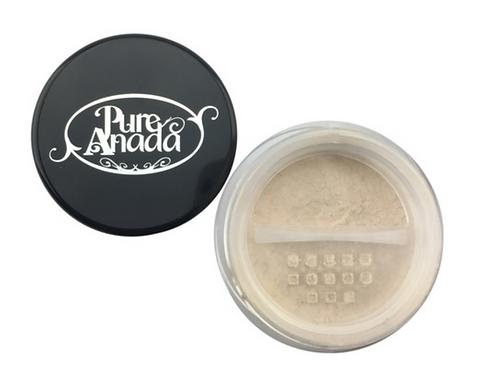Pure Anada Loose Mineral Foundation - Arctic Alabaster (Porcelain/Cool)