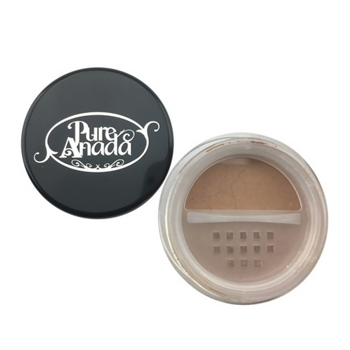 Pure Anada Loose Mineral Foundation - Cocoa (Global/Neutral)