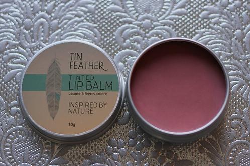 TESTIFY - Tin Feathers -Tinted Lip Balm
