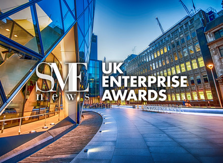 VG Homes awarded BEST ESTATE & LETTINGS AGENCY at UK Enterprise Awards 2020 by AI Global & SME