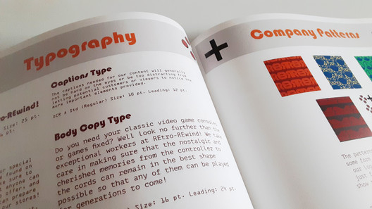 Concepted Company Branding Book