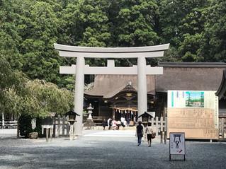 小國神社へ行ってきました