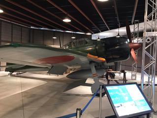 あいち航空ミュージアムへ行ってきました