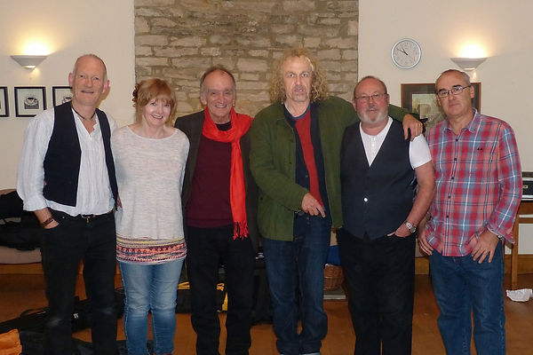 The Celia Bryce Band with Martin Carthy