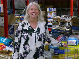 Airdrie Food Bank Receives Government Grant
