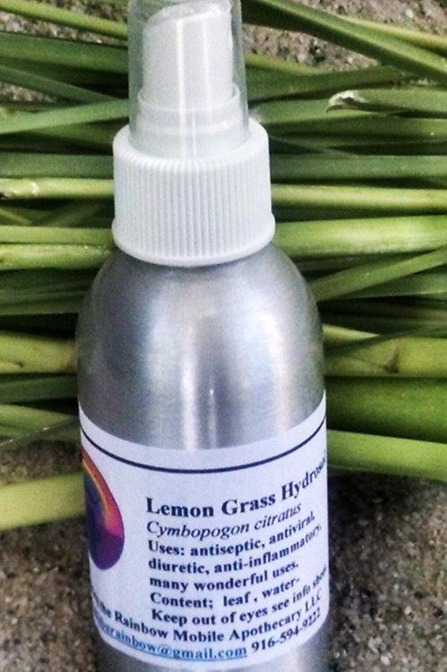 Lemon Grass Hydosol - 4oz. spray