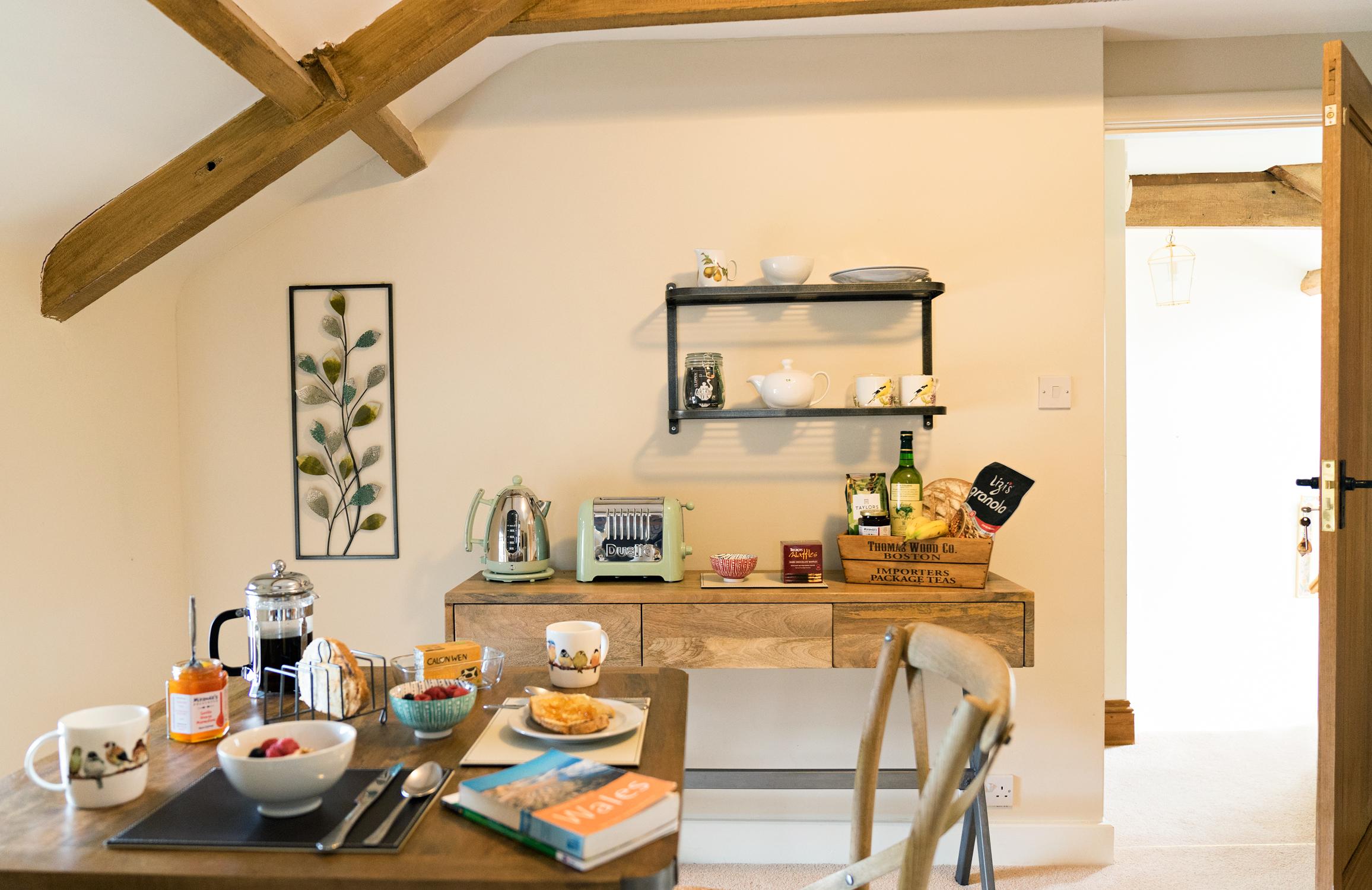 Loft Suite In Room Breakfast