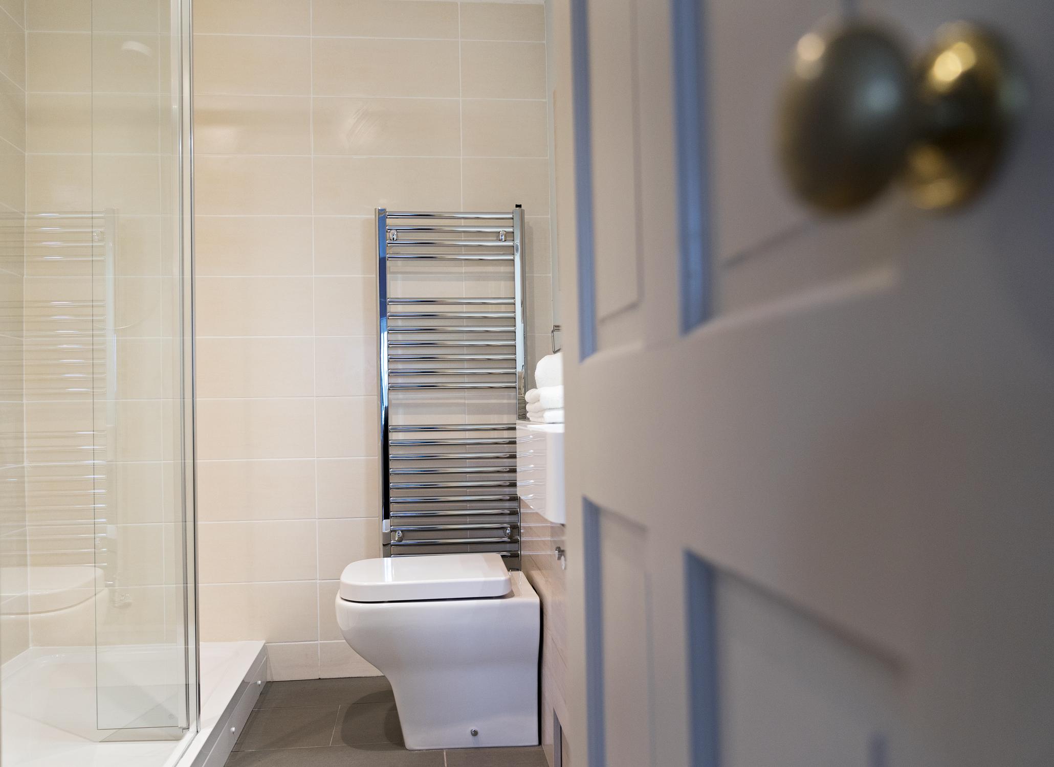 Courtyard Suite Walkin Shower & WC