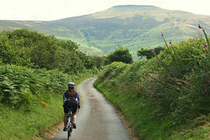 Cycling Around Crickhowell Photo