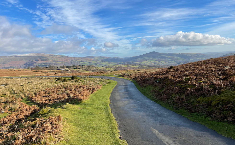 cycle holiday uk, activity break uk, green lanes wales, brecon cycle routes