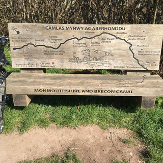 UK Cycling Holidays Mon and Brec Canal S