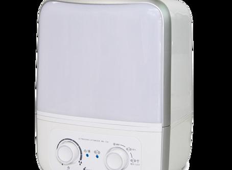 ■超音波噴霧器の入荷予定■