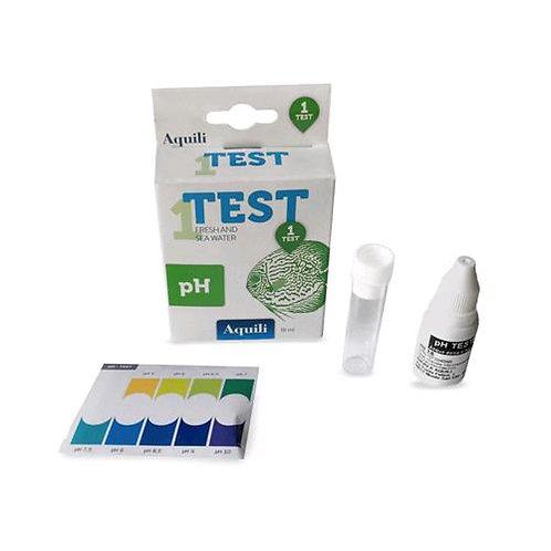 TEST PH CON CARTINA TORNASOLE - 100 STRISCE - RANGE: 4.5/9